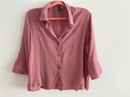 H&M Bluzka oversize jasnoczerwony