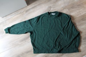 Weekday Oversized Sweater dark green-forest green