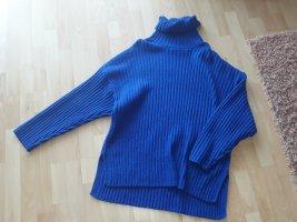 Guts&Gusto Vestido tipo jersey azul