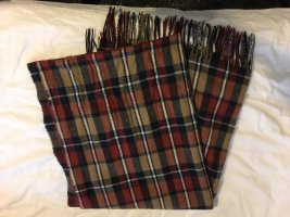 Oversize Schal kariert