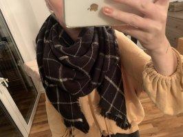 Oversize Schal Zara Tuch