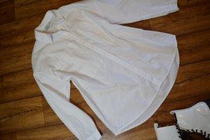 Nakd Oversized Blouse white