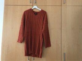 Missguided Vestito di lana multicolore