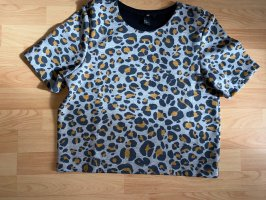 Oversized Shirt von H&M * Animalprint/ Boxy Fit * Gr.S