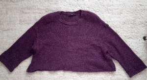 oversized Strickpulli * Wolle