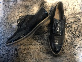 Tamaris Zapatos estilo Oxford negro