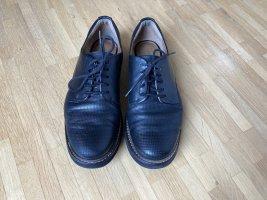 Oxford Schuhe in schwarz von Clarks