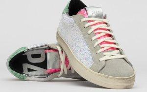 P448 John Bubble Pink Sneaker
