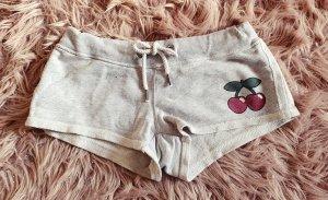 pacha ibiza cherry kirsche sweat shorts hot pants