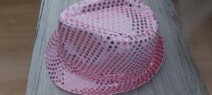 keine Kapelusz przeciwsłoneczny jasny różowy-różowy