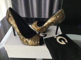 Pailleten Pumps von Dolce&Gabbana