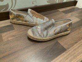 Pailletten Schuhe wie neu