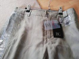 b.c. best connections Pantalon en jersey gris vert