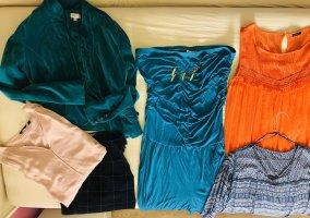 Vestaglietta multicolore