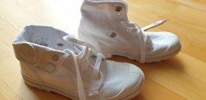 PALLADIUM weiße High Top Sneakers Gr. 38