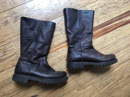 Panama Jack Echtleder Leder Stiefel Boots 37