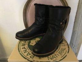 Panama jack Winter Booties black leather