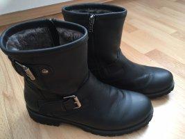 Panama jack Bottes de neige noir
