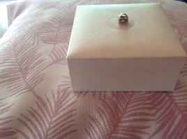 Pandora Bedel zilver-roze