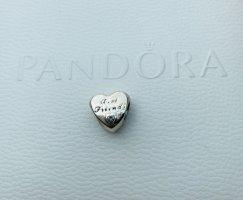 Pandora Breloque argenté-blanc