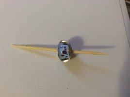 Pandora Armband wit-staalblauw