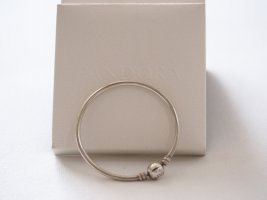 Pandora Moments Armreif, Größe 15 cm, wie neu, Charmarmband, Bangle, Armreif, für Beads und Charms