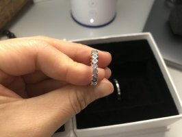 PANDORA Quadrate Ring Gr:52
