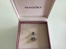 Pandora Bedel veelkleurig Zilver