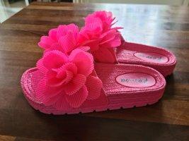 Kamoa Ciabatta aperta rosa