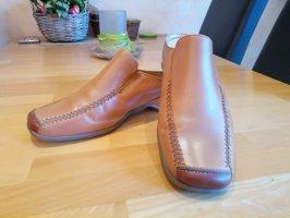 Gabor Sandalo con tacco marrone chiaro