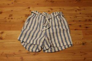 Papercut Leinen Shorts
