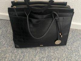 Parfois Laptop bag black-gold-colored