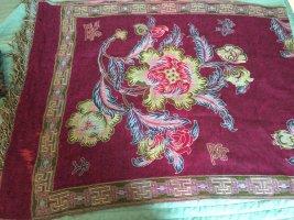 Pashmina Pashmina violet-lilac mixture fibre