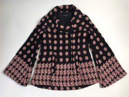 Patrizia Pepe Veste en laine multicolore