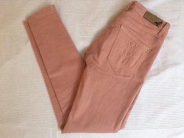 Patrizia Pepe Jeans skinny rosa pallido