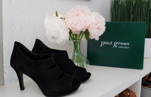 Paul Green Pumps in weichem Velourleder