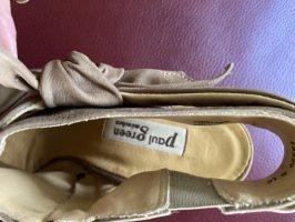 Paul Green Comfort Sandals beige-camel