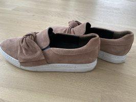 Paul Green Slippers rose-gold-coloured-white