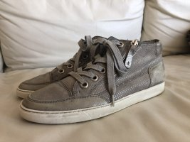 Paul Green High Top Sneaker silver-colored-light grey