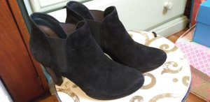 Paul Green Slouch Booties black