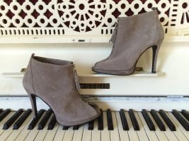 Peep-Toe-Ankle-Boots, Gr 38