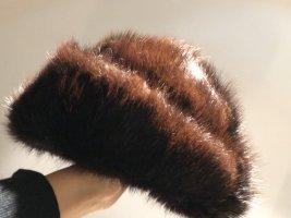 Pelz Mütze Hut Nerz