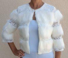 Bolero white pelt