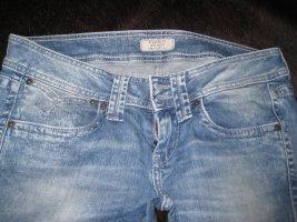 Pepe Jeans Jeans coupe-droite gris vert