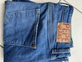 Pepe Jeans Jeans a 7/8 blu acciaio