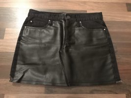 Pepe Jeans Denim Skirt black