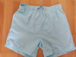 Pepe Jeans Short de sport bleu clair