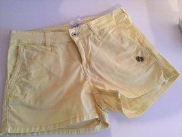 Pepe Jeans Shorts pale yellow