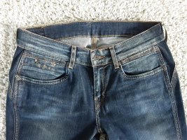 Pepe Jeans Skinny Fit, dunkelblau mit Auswaschung, Gr. 31/34