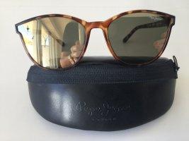 Pepe Jeans Sonnenbrille Sammi PJ 7285 C2 gelb gold verspiegelt